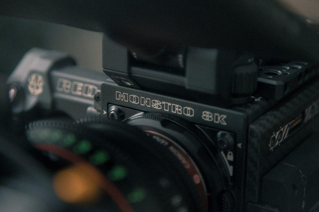 Red Digital Video Camera